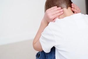 Ohrenschmerzen Kind